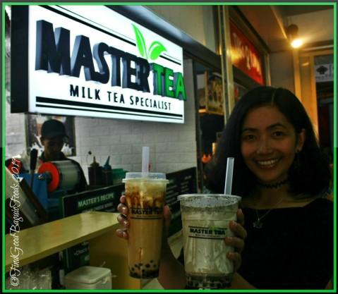 Baguio Master Tea Milk Tea Specialist 2019