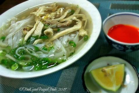 Baguio Pho Ha Noi Vietnamese Restaurant 2019 pho ga