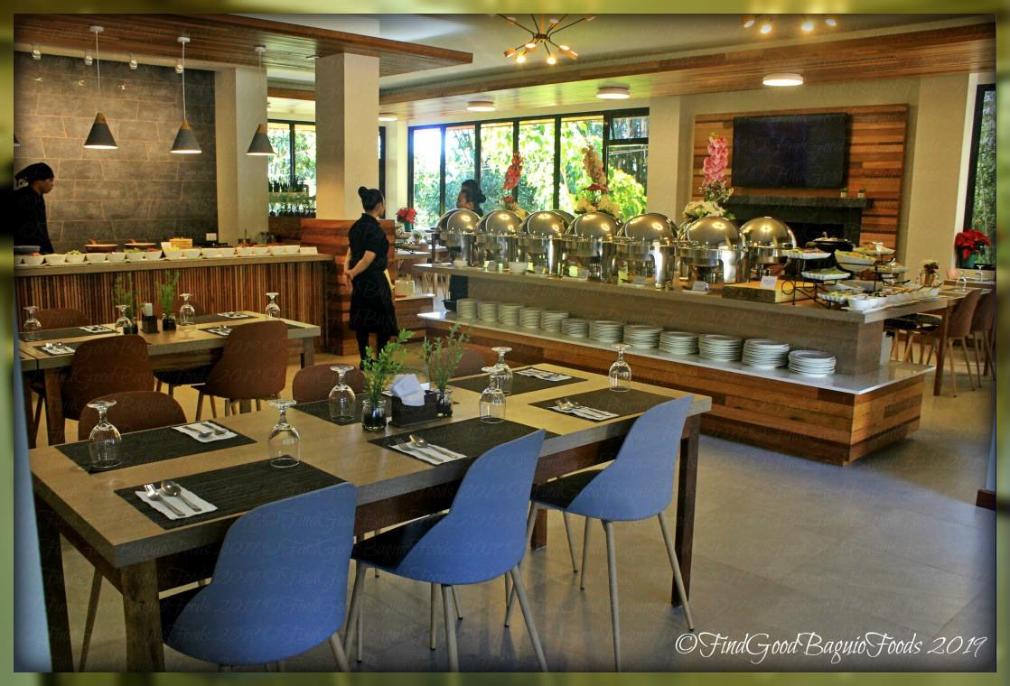 Baguio Big Belly Buffet Restaurant 2019 dining area