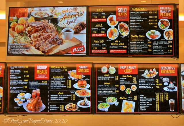 2020 01 07 Baguio Kenny Rogers Roasters X Marks The Spot For Good Baguio Foods
