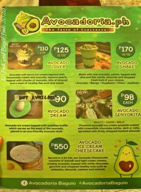 Baguio Avocadoria 2020