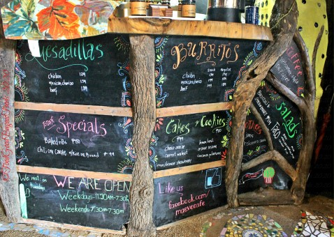 Baguio Maeve Cafe and Crafts 2020 menu