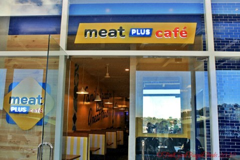 Baguio Meat Plus Cafe 2020 store front