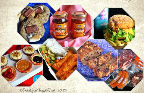 Baguio Cold Cuts, Baked Creations by Ash, Happy Teasbuds, Iska Kitchen, L'Shef North, Sweetmates, Zachsakan ng Sarap 2020