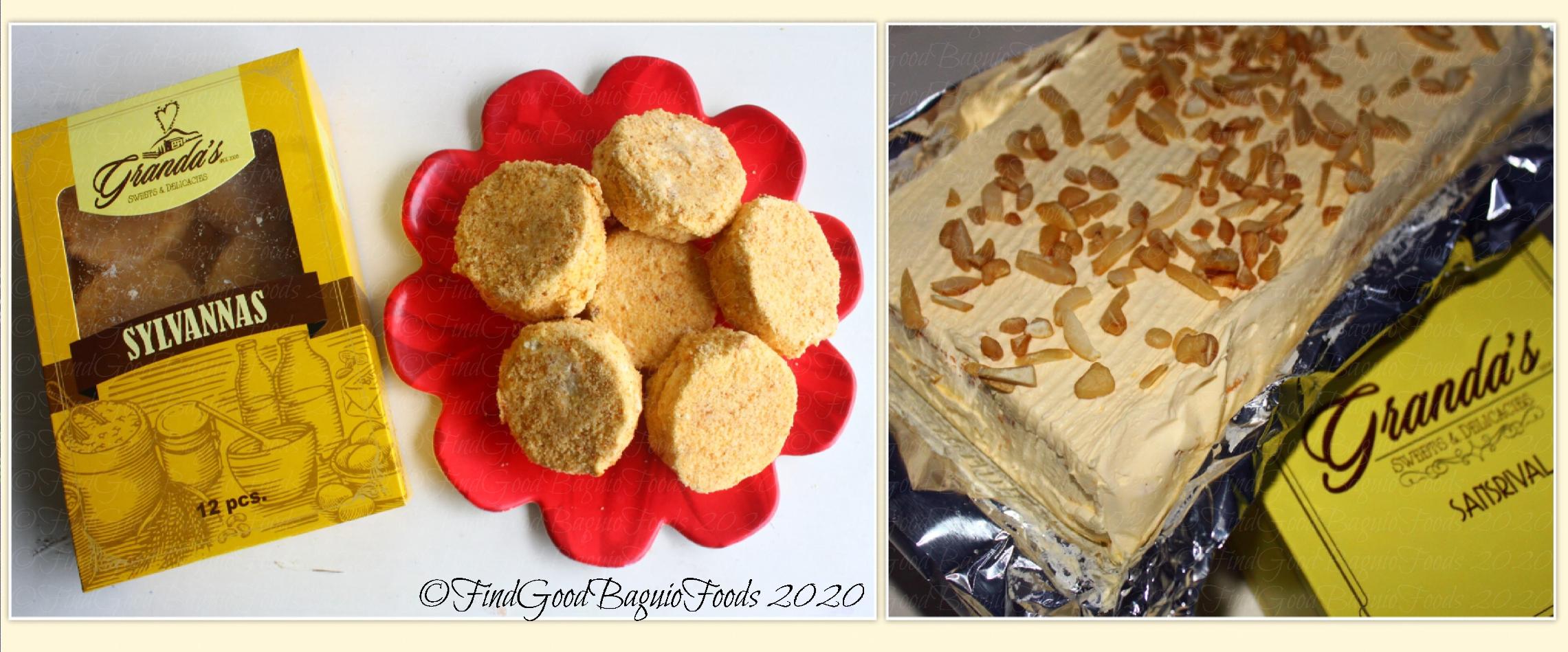Pampanga's Granda's Sweets and Delicacies 2020 Sylvannas and sansrival
